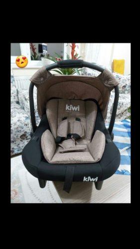 Kiwi City Way 5 in 1 Bebek Arabasi,Portbebe,Taşıma Koltuğu,Bakım Çantası,Yağmurluk-Coffee photo review