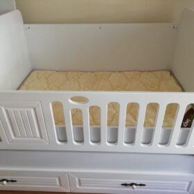 Kiwi %100 Organik Kuzu Yünü Bebek Yatağı photo review