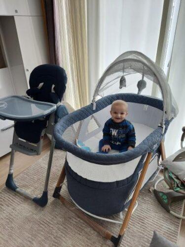 Kiwi Zoody 3 in 1 Bebek Beşiği, Oyun Parkı ve Park Yatak - Blue photo review