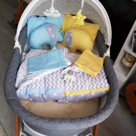 Kiwi Zoody 3 in 1 Bebek Beşiği, Oyun Parkı ve Park Yatak - Vizon photo review
